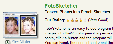fotosketcher