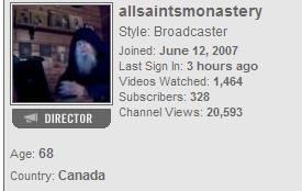 youtube-allsaintsmonasterys-channel