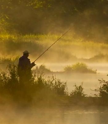 pescarul in ape tulburi