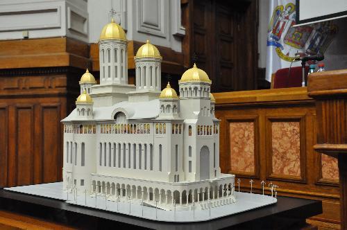 proiectul catedralei, 2