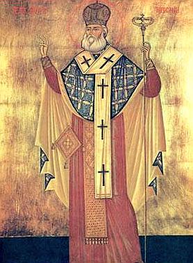 Sf. Sfintit Mucenic Antim Ivireanul