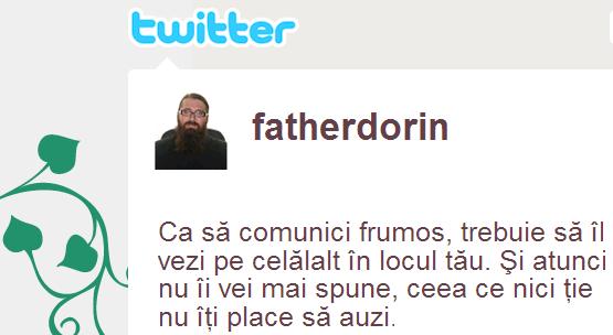 Dorin Octavian (fatherdorin) on Twitter
