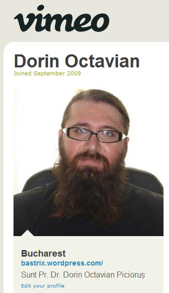 Dorin Octavian on Vimeo