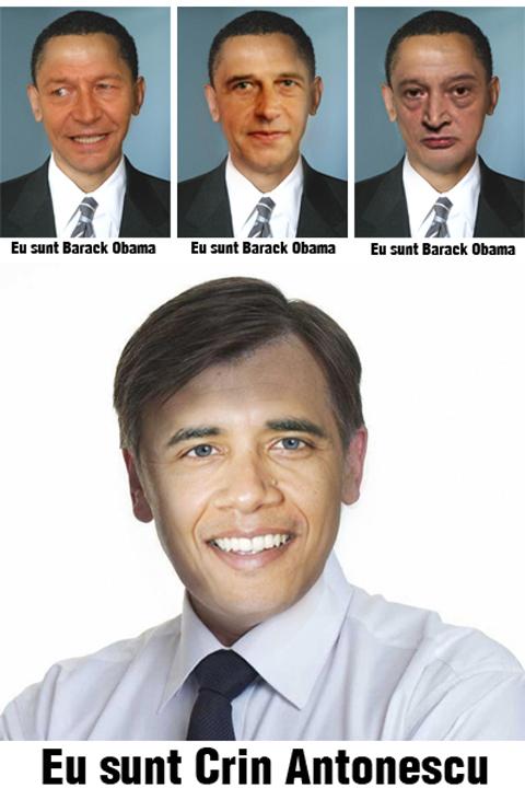 Obama de Romania