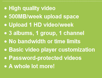Vimeo cont free