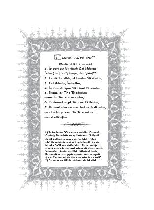 Coranul, ed. romaneasca