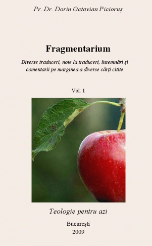 Fragmentarium, vol 1