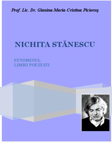 Nichita Stanescu, Fenomenul limbii poezesti