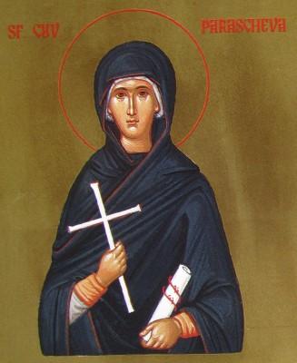 Sf. Prea Cuvioasa Maica noastra Parascheva