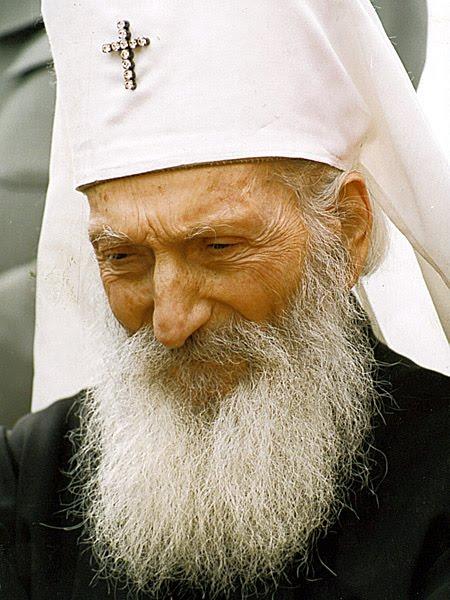 Fer Patriarh Pavle al Serbiei 3