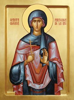Viata Sf. Parascheva