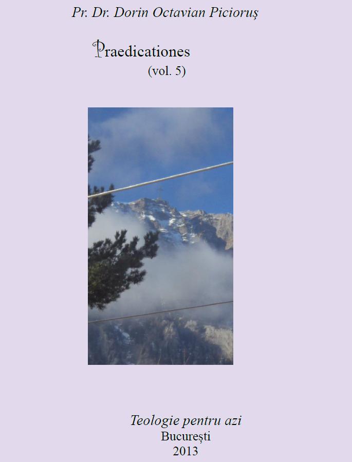 Praedicationes (vol. 5)