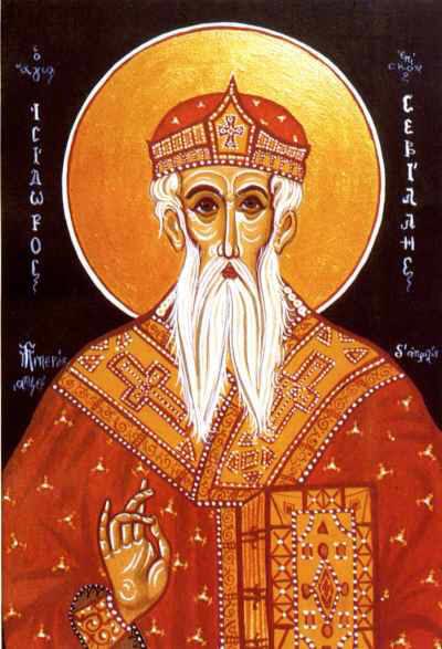 Sfantul Isidor al Sevillei
