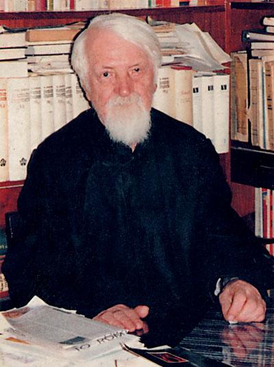 Pr. Prof. Acad. Dr. Dumitru Staniloae