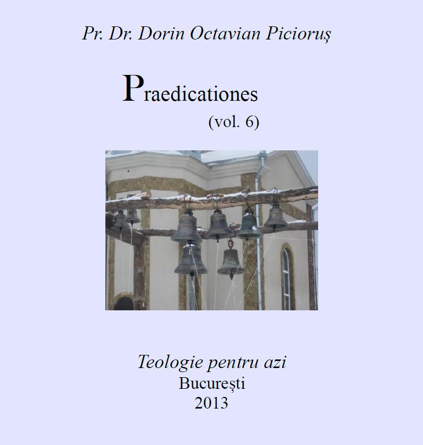 Praedicationes (vol. 6)