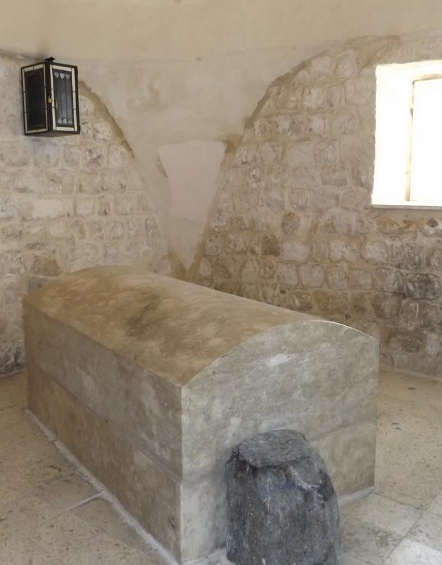 Mormantul Sfantului Patriarh Iosif