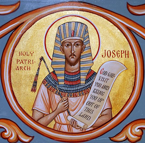 Sfantul Patriarh Iosif