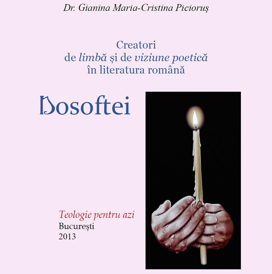 Creatori de limba si de viziune poetica, vol. 1