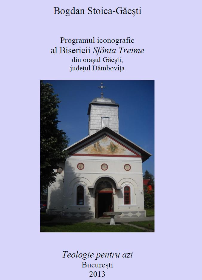 Program iconografic, Bogdan Stefan I. Stoica
