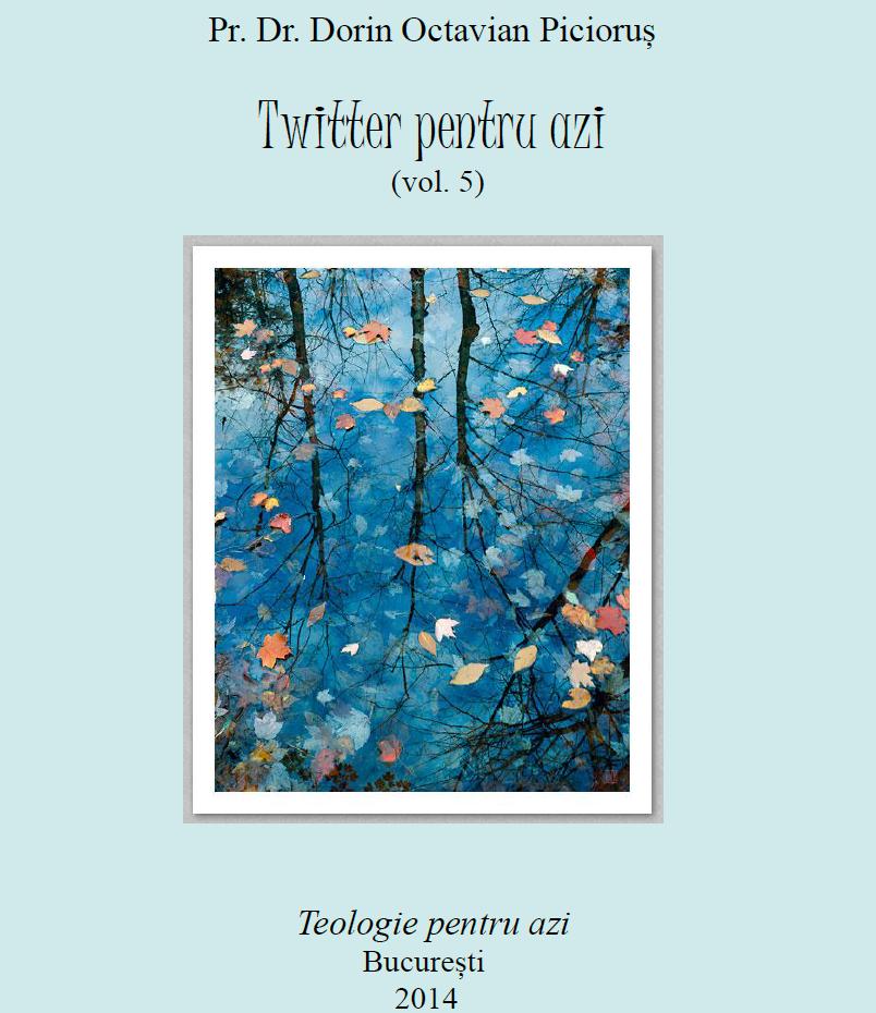 Twitter pentru azi (vol. 5)