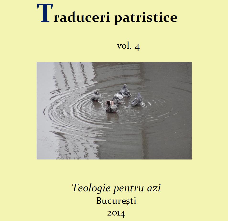 Traduceri patristice (vol. 4)