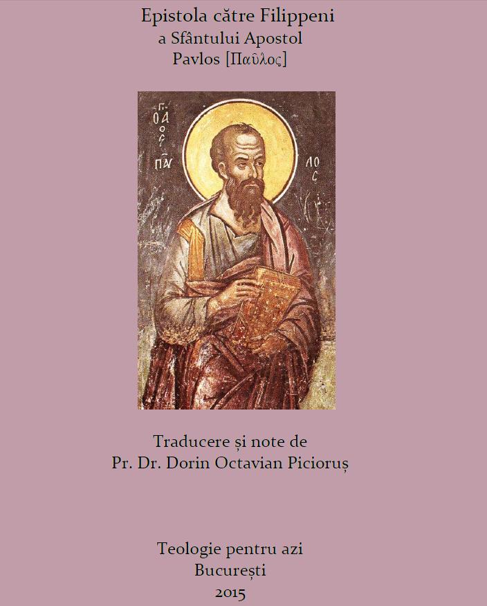 Epistola catre Filippeni